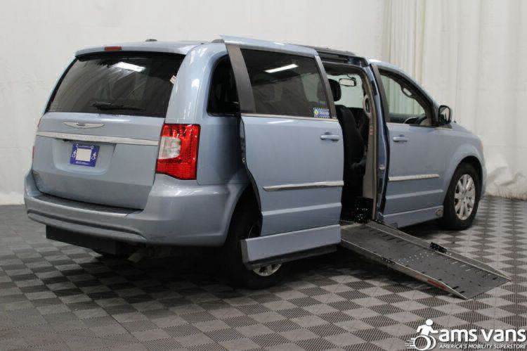 Used 2013 Chrysler Town and Country Touring Wheelchair Van