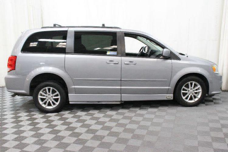 2013 Dodge Grand Caravan SXT Wheelchair Van For Sale #13