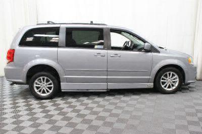 2013 Dodge Grand Caravan Wheelchair Van For Sale -- Thumb #13