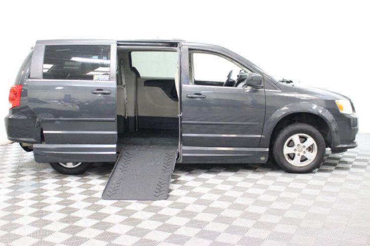 2011 Dodge Grand Caravan Crew Wheelchair Van For Sale #2