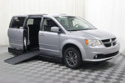 New Wheelchair Van for Sale - 2017 Dodge Grand Caravan SXT Wheelchair Accessible Van VIN: 2C4RDGCG7HR865028