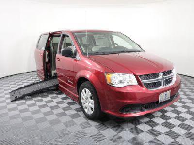 Used Wheelchair Van for Sale - 2014 Dodge Grand Caravan SE Wheelchair Accessible Van VIN: 2C7WDGBG1ER469938