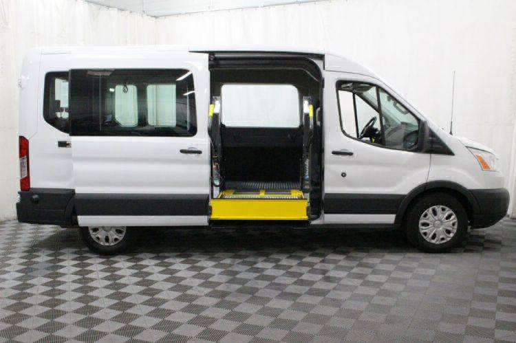 2018 Ford Transit Passenger 350 XLT Wheelchair Van For Sale #8