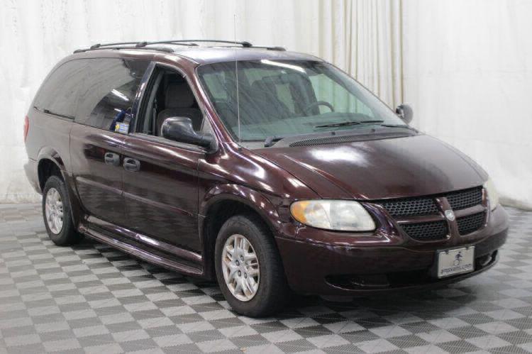 2004 Dodge Grand Caravan SE Wheelchair Van For Sale #8