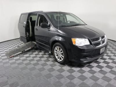 Used Wheelchair Van for Sale - 2014 Dodge Grand Caravan SXT Wheelchair Accessible Van VIN: 2C4RDGCG0ER347712