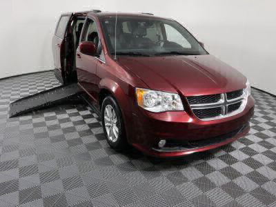 New Wheelchair Van for Sale - 2019 Dodge Grand Caravan SXT Wheelchair Accessible Van VIN: 2C4RDGCG5KR557296