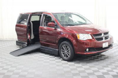 New Wheelchair Van for Sale - 2017 Dodge Grand Caravan SXT Wheelchair Accessible Van VIN: 2C4RDGCG2HR800927