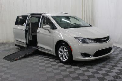 Handicap Van for Sale - 2017 Chrysler Pacifica Touring-L Plus Wheelchair Accessible Van VIN: 2C4RC1EG5HR594158