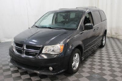 Used Wheelchair Van for Sale - 2011 Dodge Grand Caravan Crew Wheelchair Accessible Van VIN: 2D4RN5DG6BR751001