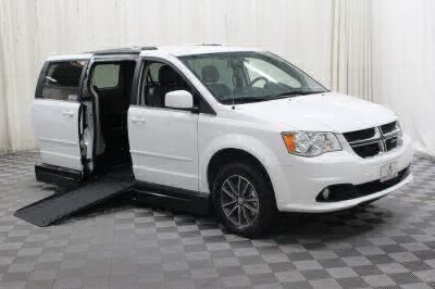 Handicap Van for Sale - 2017 Dodge Grand Caravan SXT Wheelchair Accessible Van VIN: 2C4RDGCG8HR716708