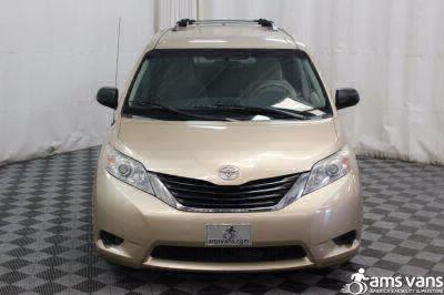 2011 Toyota Sienna Wheelchair Van For Sale -- Thumb #13