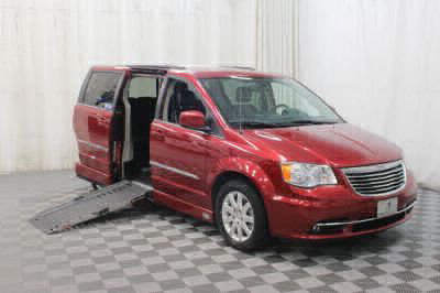 Used Wheelchair Van for Sale - 2014 Chrysler Town & Country Touring Wheelchair Accessible Van VIN: 2C4RC1BG5ER404116