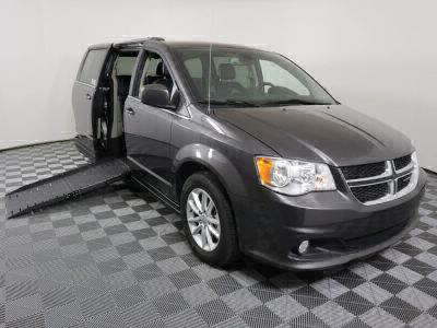New Wheelchair Van for Sale - 2019 Dodge Grand Caravan SXT Wheelchair Accessible Van VIN: 2C4RDGCG4KR530056