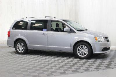 Commercial Wheelchair Vans for Sale - 2018 Dodge Grand Caravan SXT ADA Compliant Vehicle VIN: 2C4RDGCGXJR210268