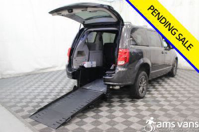 Commercial Wheelchair Vans for Sale - 2017 Dodge Grand Caravan SXT ADA Compliant Vehicle VIN: 2C4RDGCG8HR761129