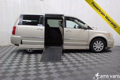 Used Wheelchair Van for Sale - 2014 Chrysler Town & Country Touring Wheelchair Accessible Van VIN: 2C4RC1BG7ER294489