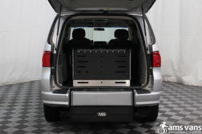 2009 Volkswagen Routan Wheelchair Van For Sale -- Thumb #4