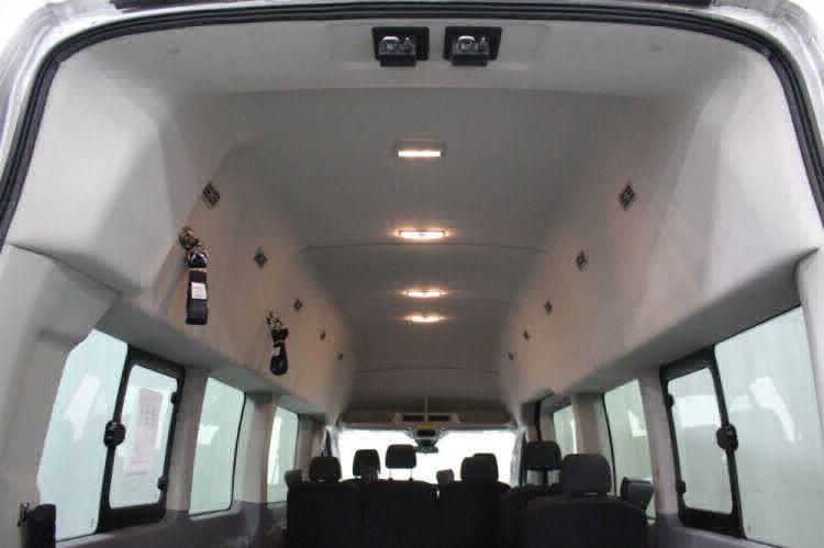 2018 Ford Transit Wagon 350 XLT-HD 15 Wheelchair Van For Sale #5