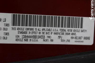 2008 Dodge Grand Caravan Wheelchair Van For Sale -- Thumb #23
