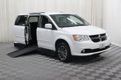 Handicap Van for Sale - 2017 Dodge Grand Caravan SXT Wheelchair Accessible Van VIN: 2C4RDGCG1HR710121