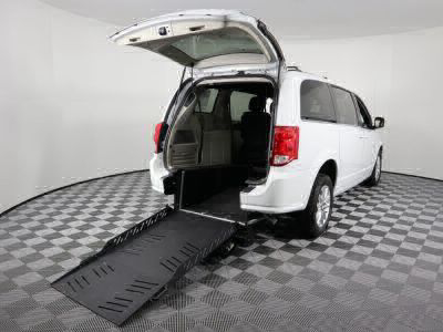 New Wheelchair Van for Sale - 2018 Dodge Grand Caravan SXT Wheelchair Accessible Van VIN: 2C4RDGCG2JR267676