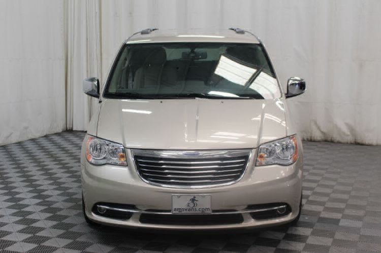 2014 Chrysler Town and Country Touring-L Wheelchair Van For Sale #34