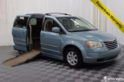 2010 Chrysler Town and Country Wheelchair Van For Sale -- Thumb #1