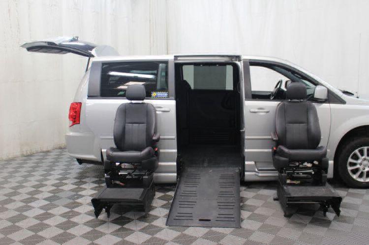 2012 Dodge Grand Caravan R/T Wheelchair Van For Sale #11