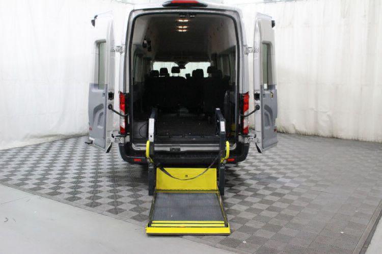 2018 Ford Transit Wagon 350 XLT-HD 15 Wheelchair Van For Sale #3