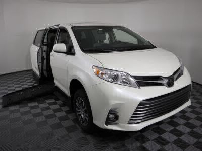 New Wheelchair Van for Sale - 2020 Toyota Sienna XLE SC Wheelchair Accessible Van VIN: 5TDYZ3DC1LS031015