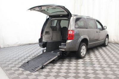 Commercial Wheelchair Vans for Sale - 2010 Dodge Grand Caravan SE ADA Compliant Vehicle VIN: 2D4RN4DEXAR297830