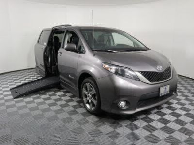 Used Wheelchair Van for Sale - 2011 Toyota Sienna SE Wheelchair Accessible Van VIN: 5TDXK3DCXBS113209