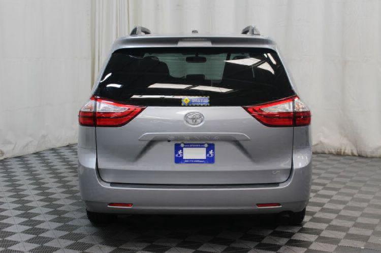 2015 Toyota Sienna LE Wheelchair Van For Sale #3