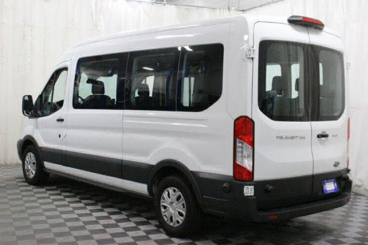 2018 Ford Transit Passenger 350 XLT Wheelchair Van For Sale #17