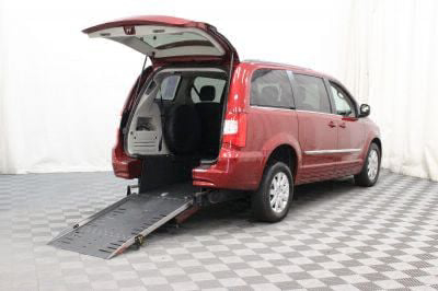 Commercial Wheelchair Vans for Sale - 2014 Chrysler Town & Country Touring ADA Compliant Vehicle VIN: 2C4RC1BG3ER399790