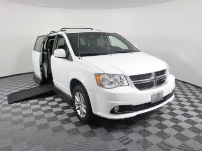 New Wheelchair Van for Sale - 2019 Dodge Grand Caravan SXT Wheelchair Accessible Van VIN: 2C4RDGCG1KR635069