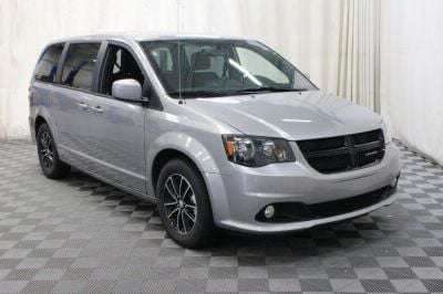 Commercial Wheelchair Vans for Sale - 2018 Dodge Grand Caravan SE ADA Compliant Vehicle VIN: 2C4RDGBG6JR200659