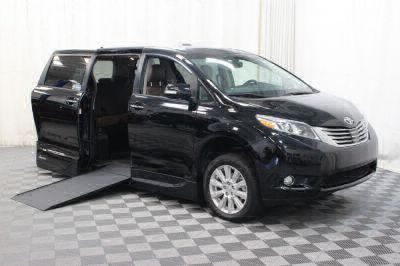 Commercial Wheelchair Vans for Sale - 2017 Toyota Sienna Limited ADA Compliant Vehicle VIN: 5TDYZ3DC9HS876668