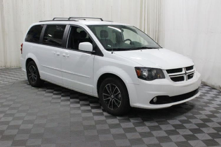 2017 Dodge Grand Caravan GT Wheelchair Van For Sale #1