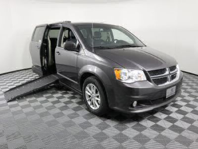 Handicap Van for Sale - 2019 Dodge Grand Caravan SXT Wheelchair Accessible Van VIN: 2C4RDGCG3KR725940