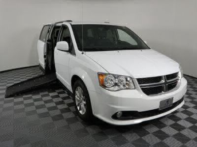 New Wheelchair Van for Sale - 2019 Dodge Grand Caravan SXT Wheelchair Accessible Van VIN: 2C4RDGCG7KR542296