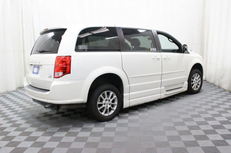 2012 Dodge Grand Caravan R/T Wheelchair Van For Sale #9