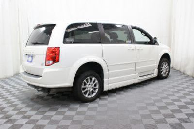 2012 Dodge Grand Caravan Wheelchair Van For Sale -- Thumb #9
