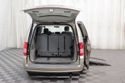 2009 Chrysler Town and Country Wheelchair Van For Sale -- Thumb #5