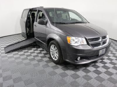 New Wheelchair Van for Sale - 2019 Dodge Grand Caravan SXT Wheelchair Accessible Van VIN: 2C4RDGCG0KR608087