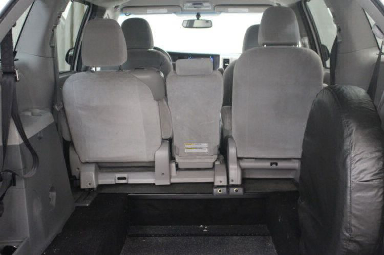 2015 Toyota Sienna LE Wheelchair Van For Sale #5