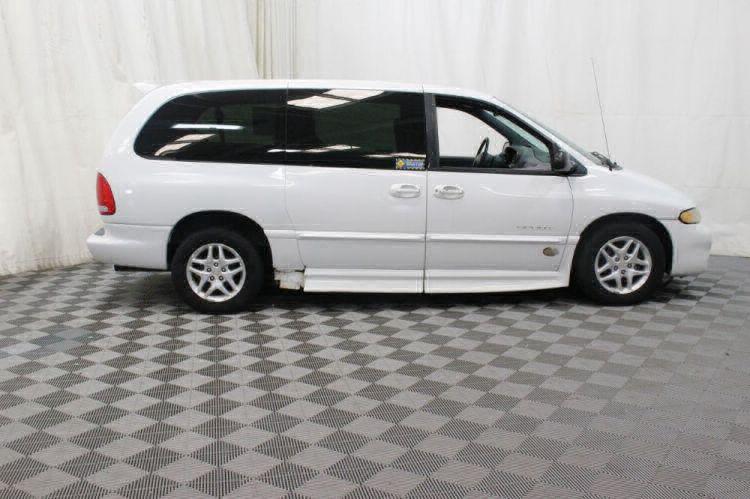 2000 Dodge Grand Caravan SE Wheelchair Van For Sale #22