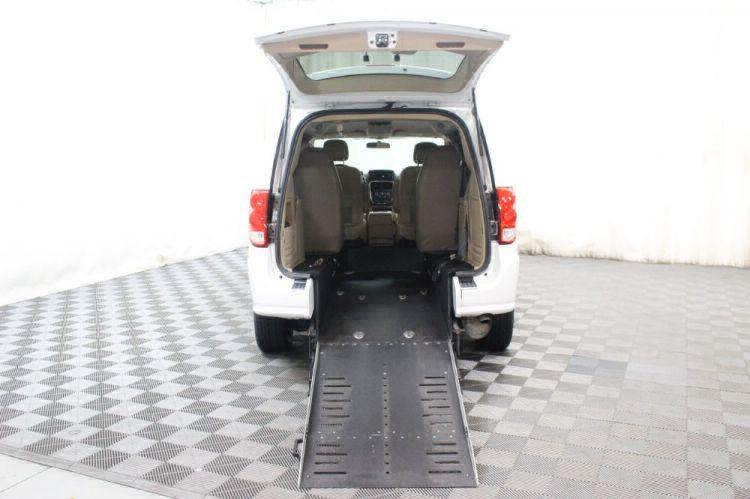 2016 Dodge Grand Caravan SE Wheelchair Van For Sale #2