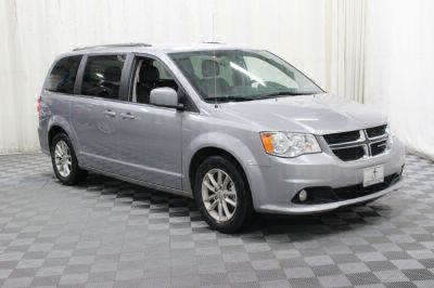Commercial Wheelchair Vans for Sale - 2018 Dodge Grand Caravan SXT ADA Compliant Vehicle VIN: 2C4RDGCG8JR215405