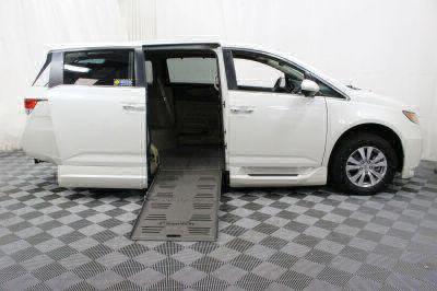 2016 Honda Odyssey Wheelchair Van For Sale -- Thumb #2